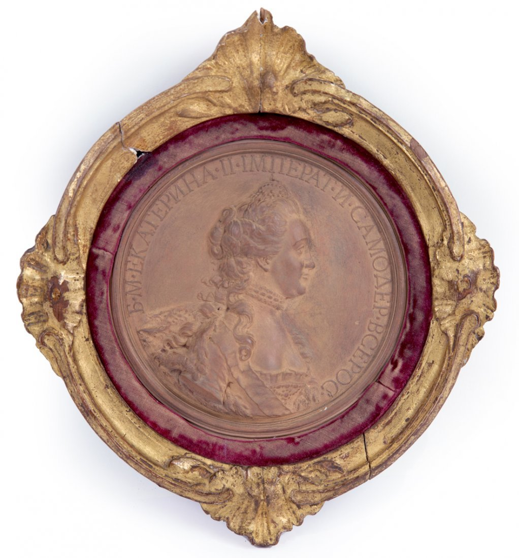 JEAN-BAPTISTE NINI (FRENCH 1717-1786)  A Terracotta