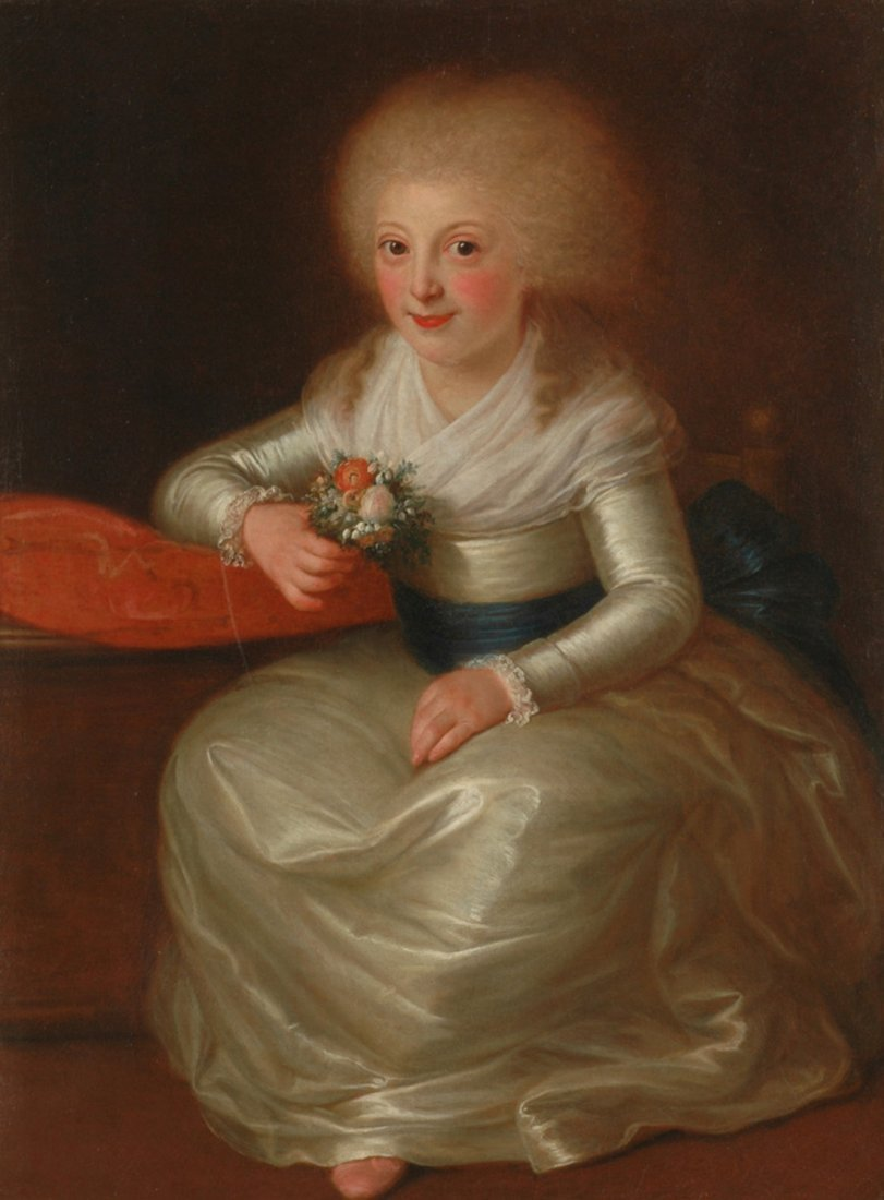 ATTRIBUTED TO ANTON HICKEL (AUSTRIAN 1745-1797)