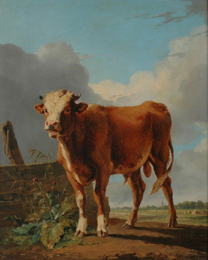 EUGENE JOSEPH VERBOECKHOVEN (BELGIAN 1799-1881)  The