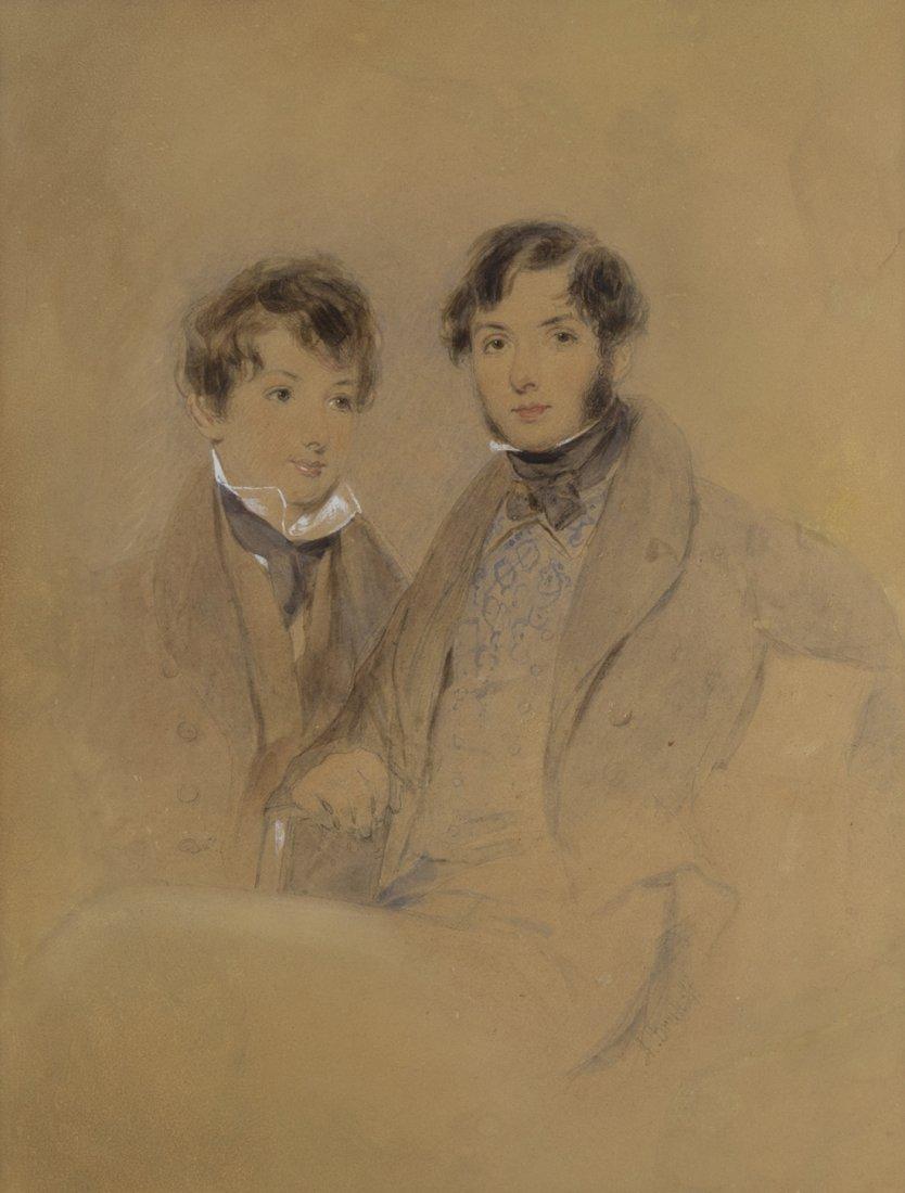 ALEXANDER PAVLOVICH BRULLOFF (RUSSIAN 1798-1877)  The
