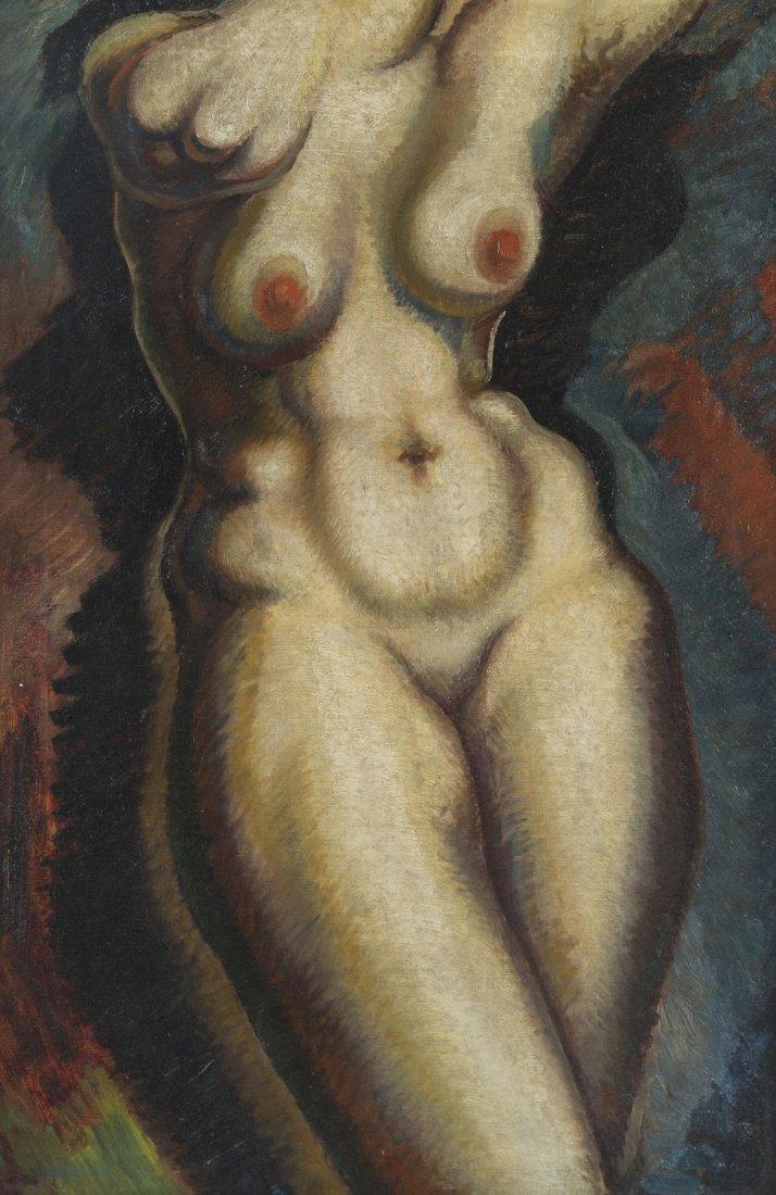 ALEXANDER ARCHIPENKO (UKRAINIAN 1887-1964)  Nude, Torso