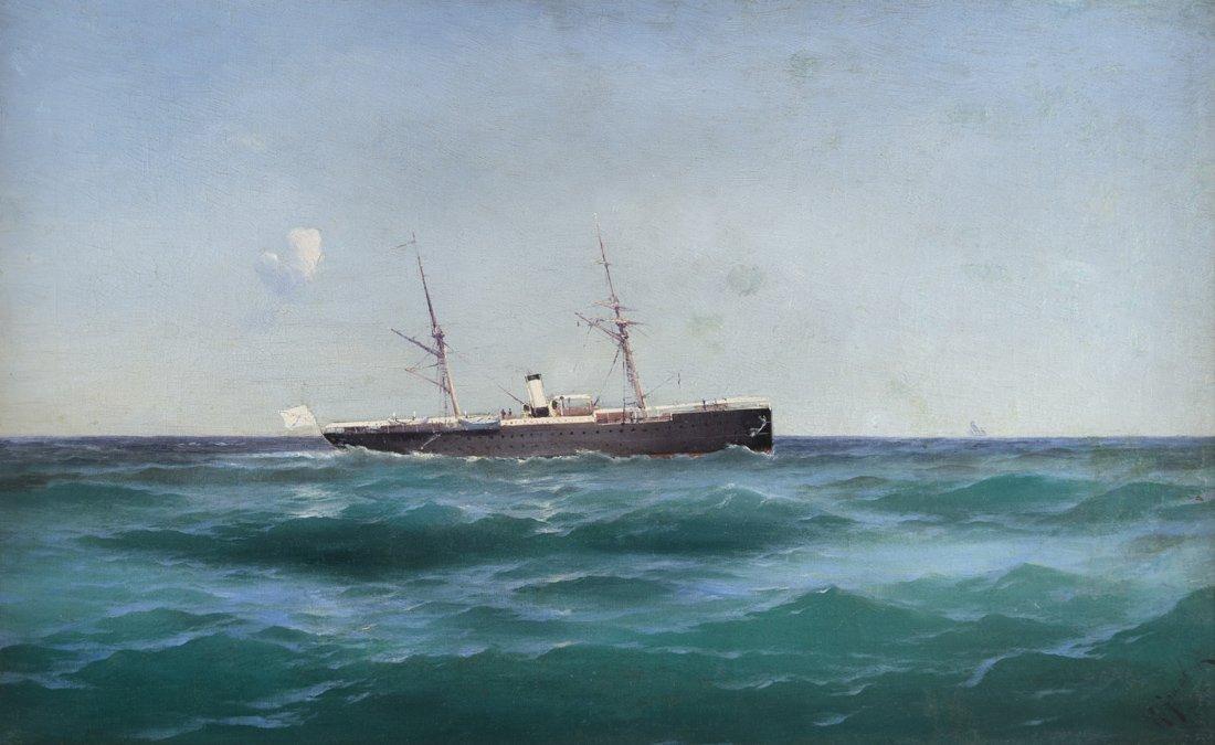 MIKHAIL ALEKSANDROVICH ALISOV (RUSSIAN 1859-1933)