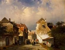 CHARLES HENRI JOSEPH LEICKERT (BELGIAN 1816-1907)