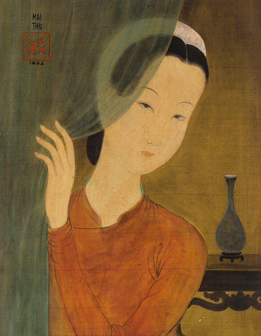 MAI TRUNG THU (VIETNAMESE-FRENCH,1906-1980)