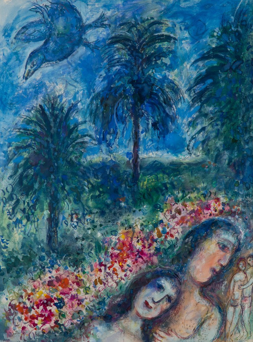 MARC CHAGALL (RUSSIAN-FRENCH 1887-1985)