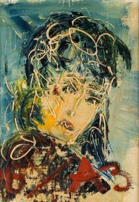 Anatoly Zverev (russian 1931-1986)