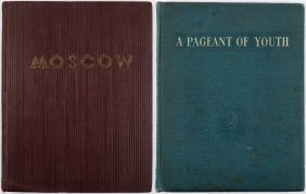 A Pair Of Photo-books With Covers By Rodchenko