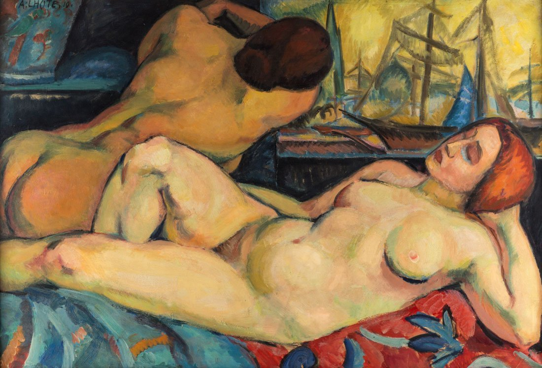 ANDRE LHOTE (FRENCH 1885-1962)