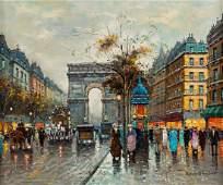 ANTOINE BLANCHARD (FRENCH 1910-1988)