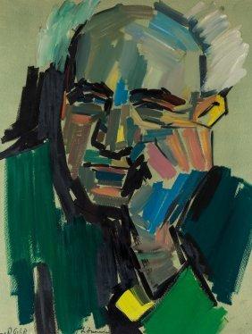 Pinchas Litvinovsky (israeli-russian 1894-1985)