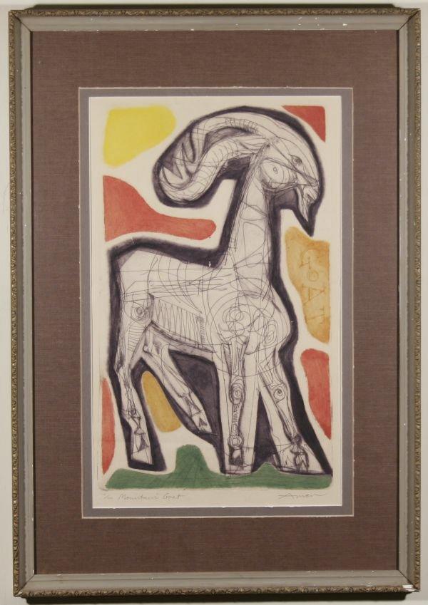 21: IRVING AMEN B1918 Mountain Goat Lim.Ed.