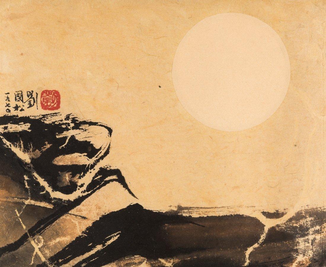 LIU KUO-SUNG [GUOSONG] (CHINESE B. 1932)