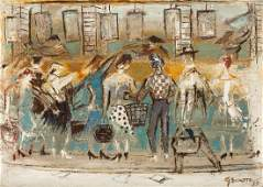 GERARD SEKOTO (SOUTH AFRICAN 1913-1993)