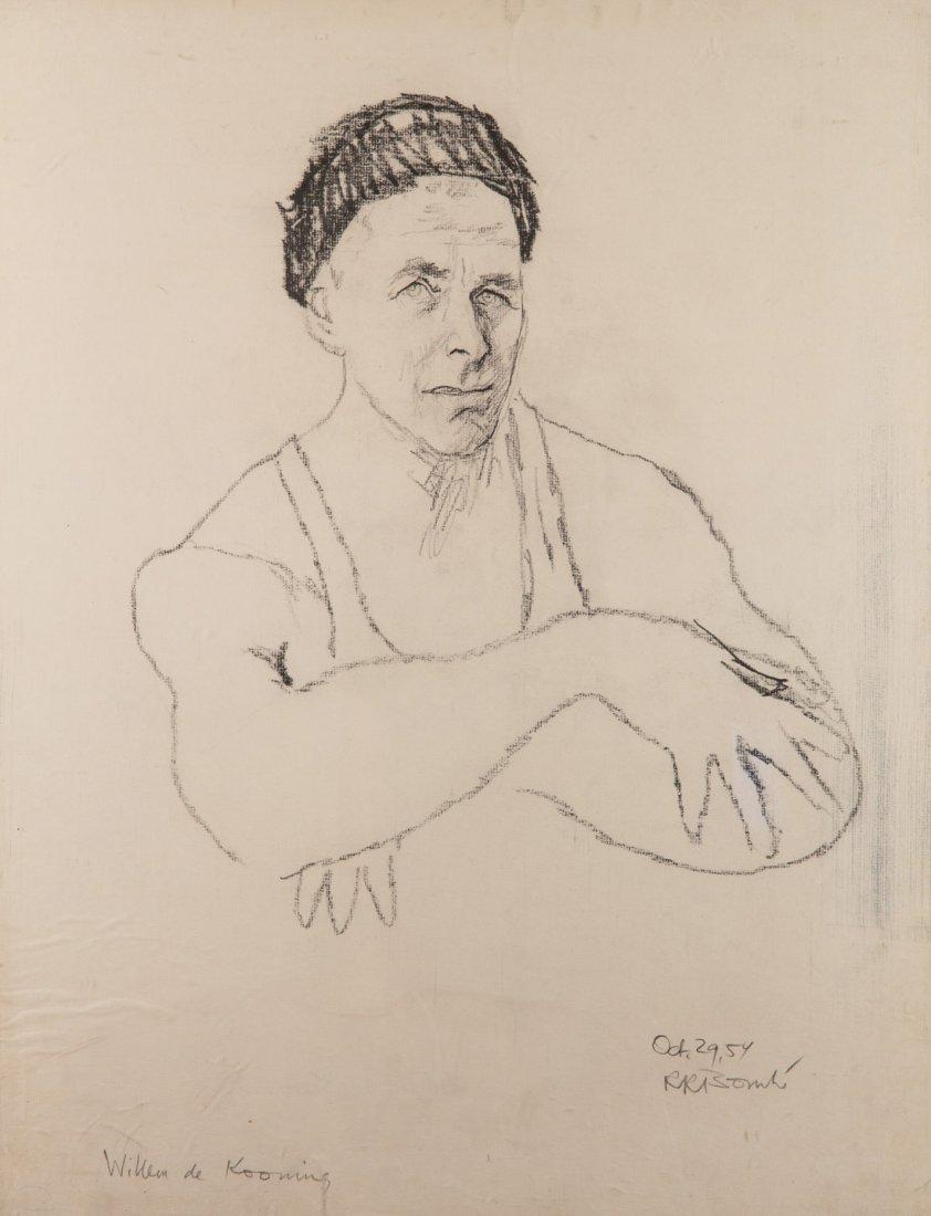 RENE ROBERT BOUCHE (AMERICAN 1905-1963)