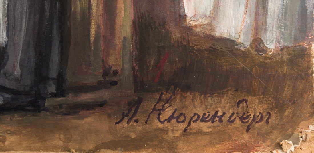 AMSCHEY MARKOVICH NURENBERG (RUSSIAN 1887-1979) - 2