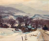 EMILE ALBERT GRUPPE (AMERICAN 1896-1978)