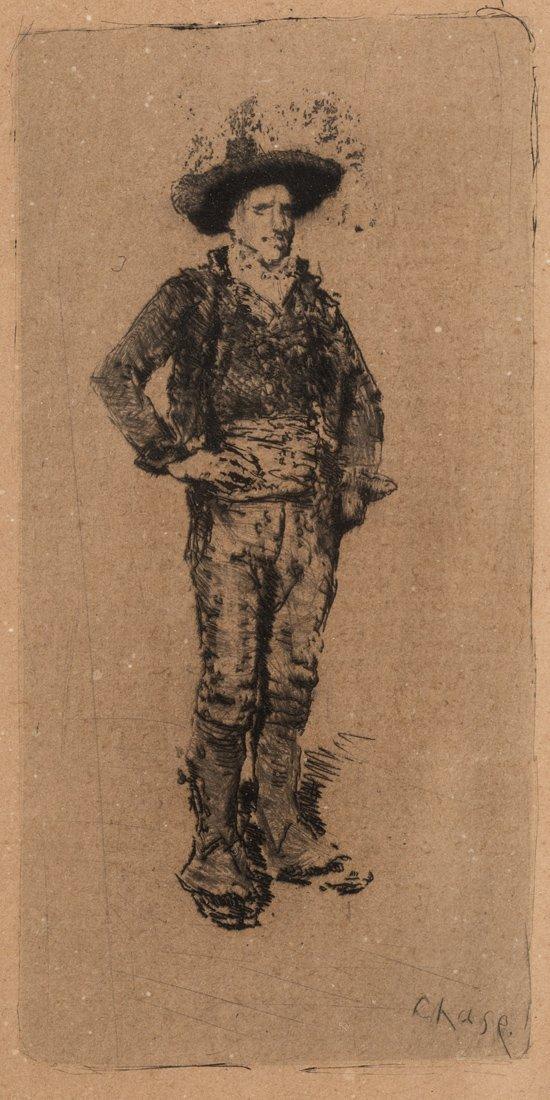 WILLIAM MERRITT CHASE (AMERICAN 1849-1916)