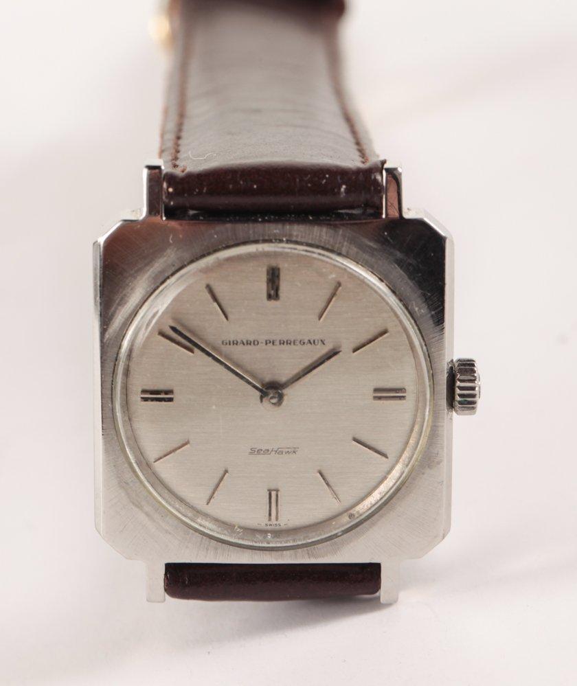 Square Vintage Girard-Perregaux Watch