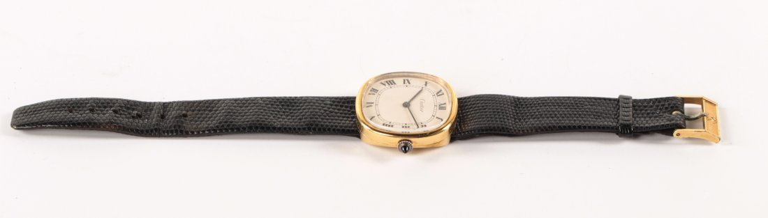 Vintage Cartier Gold plated - 3