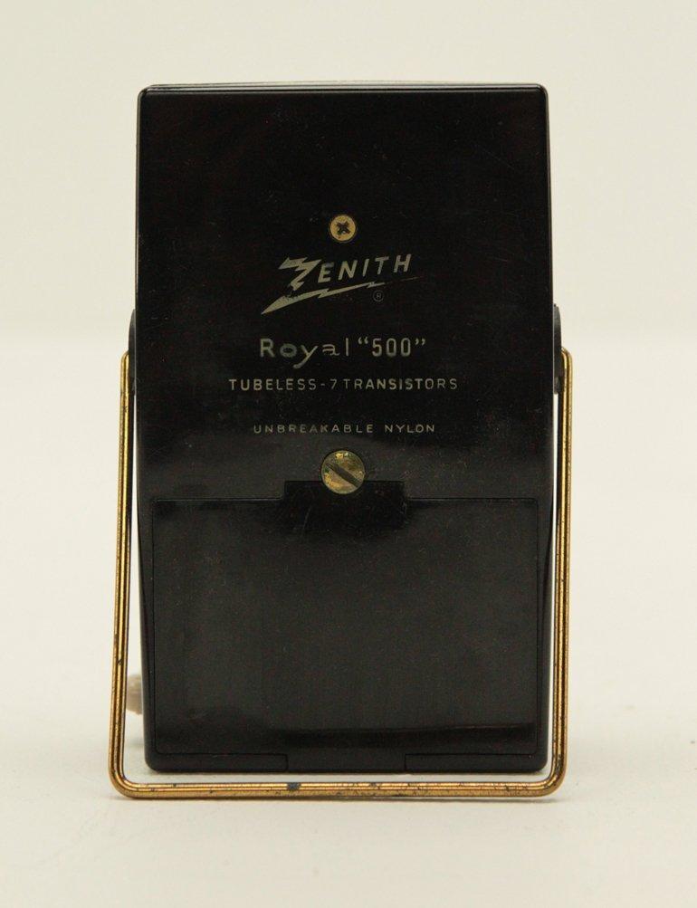 Vintage Zenith Radio - 2