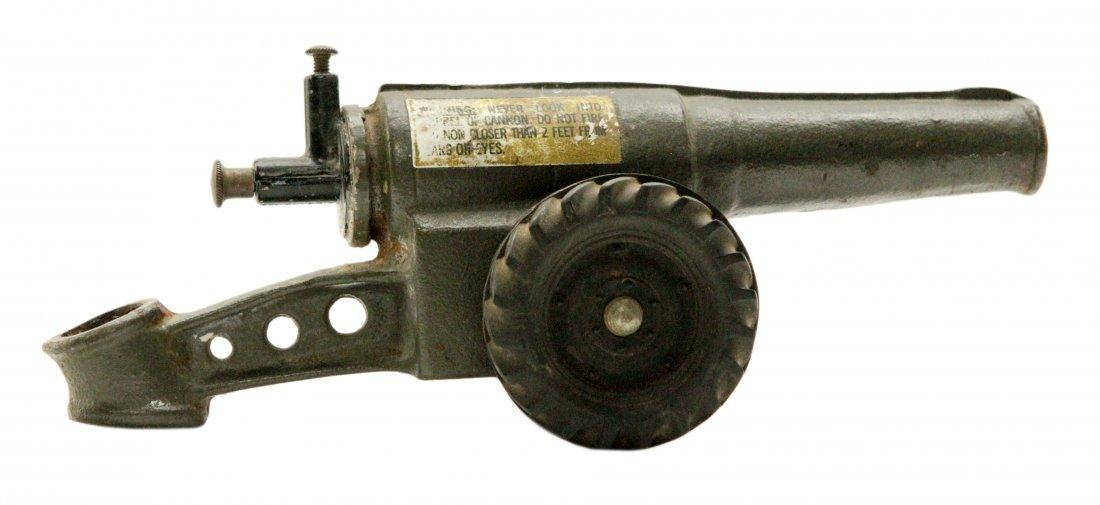 Vintage Premier Big Bang Howitzer Cannon