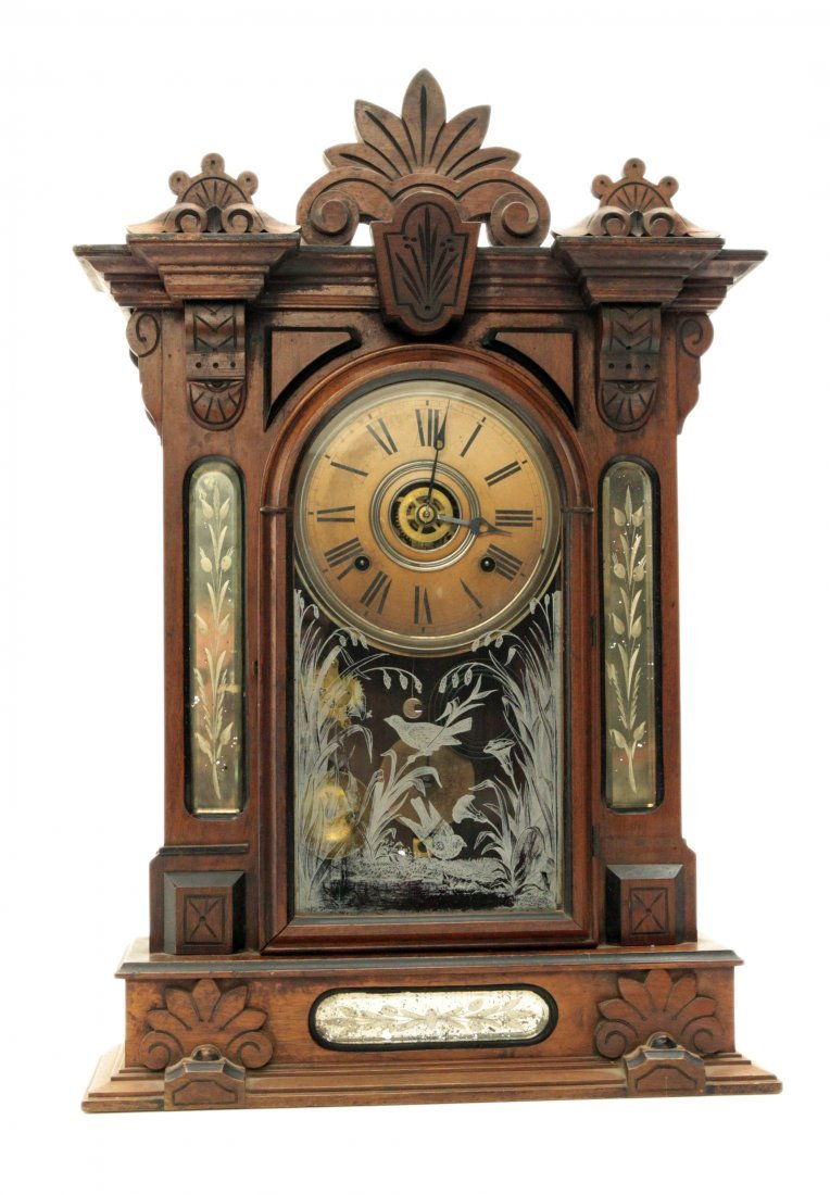 Antique Mental Clock