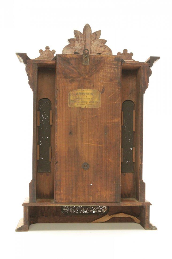 Antique Mental Clock - 2