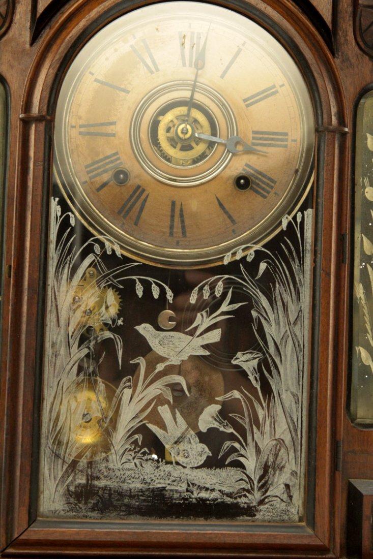 Antique Mental Clock - 5