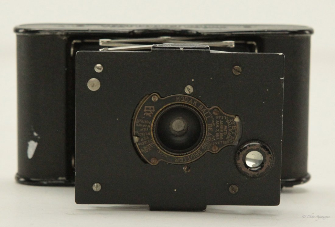 Eastman Kodak A-127 WWI Soldiers Camera - 2