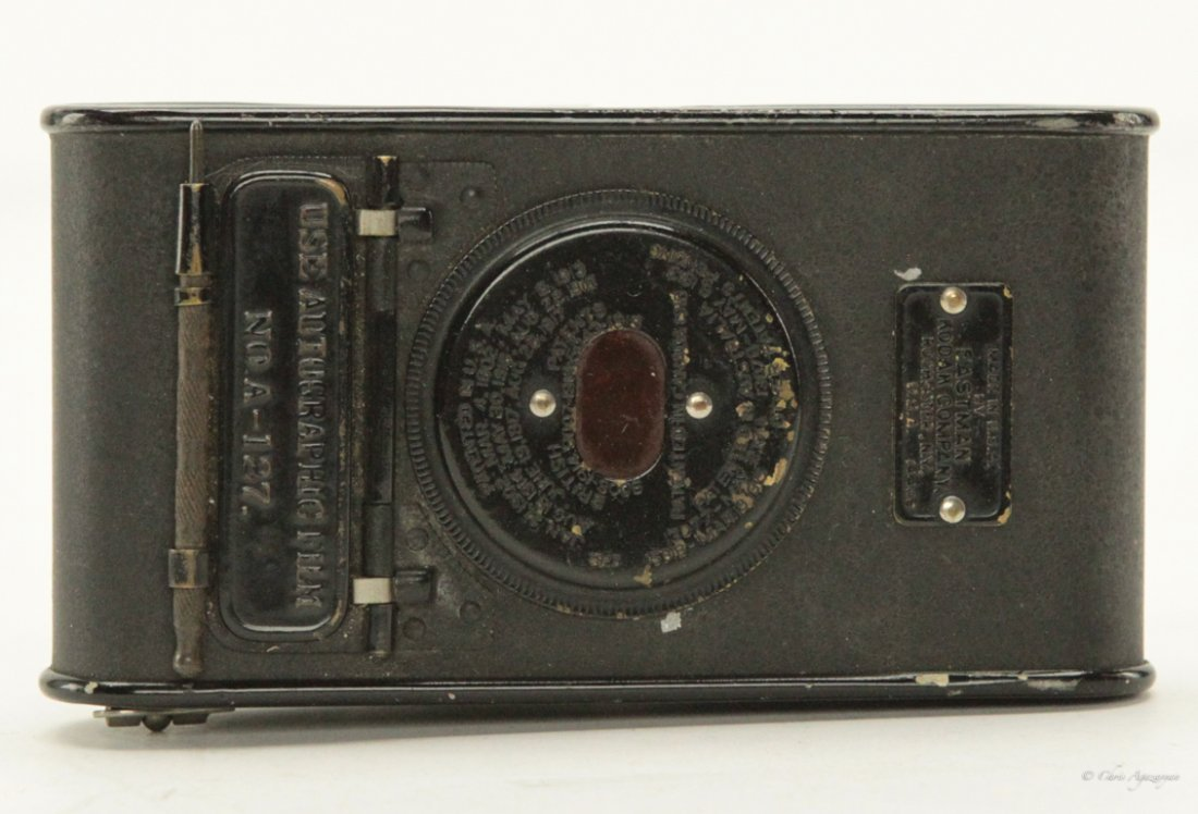 Eastman Kodak A-127 WWI Soldiers Camera - 3