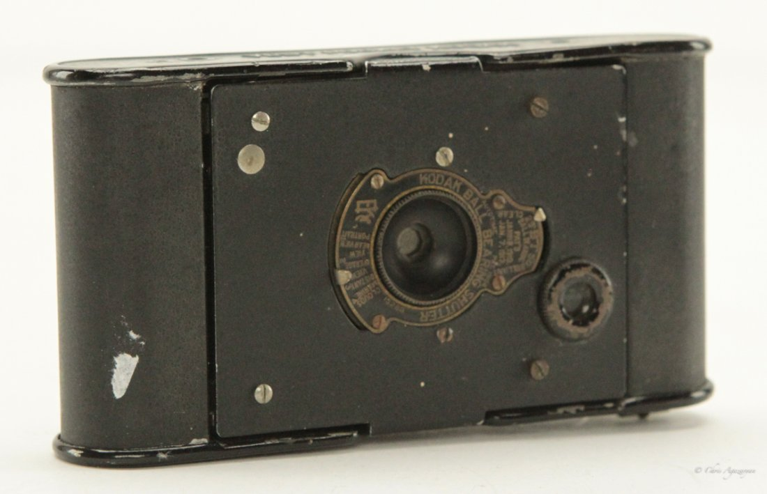 Eastman Kodak A-127 WWI Soldiers Camera - 6