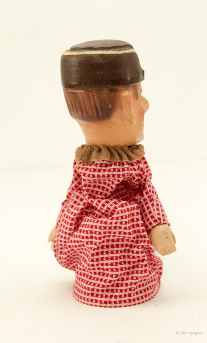 Victorian Punch and Judy Vintage Toy Puppet - 2