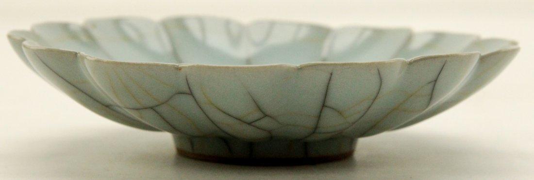Chinese Guan type lotus bowl - 2