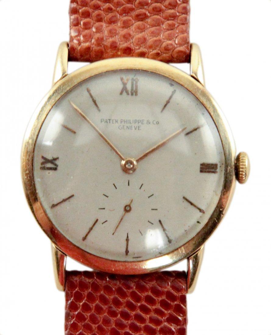 Mans Watch Patek Philip 1938 gold18k