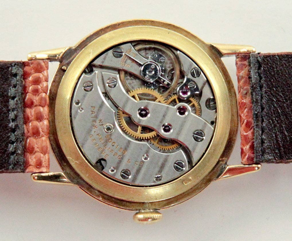 Mans Watch Patek Philip 1938 gold18k - 4