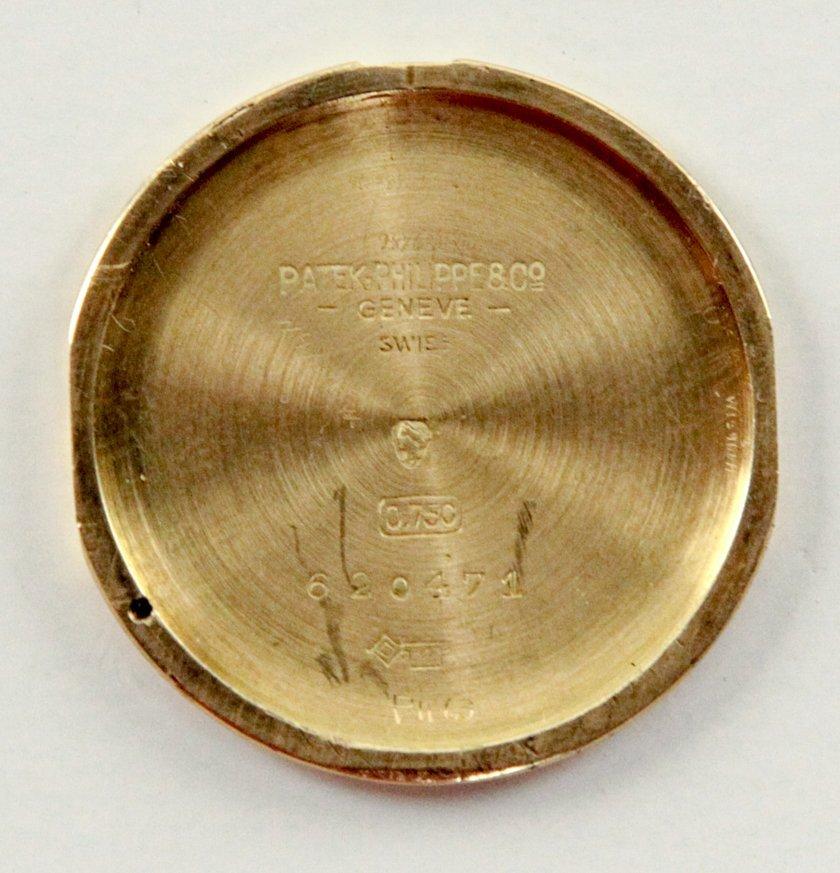 Mans Watch Patek Philip 1938 gold18k - 5