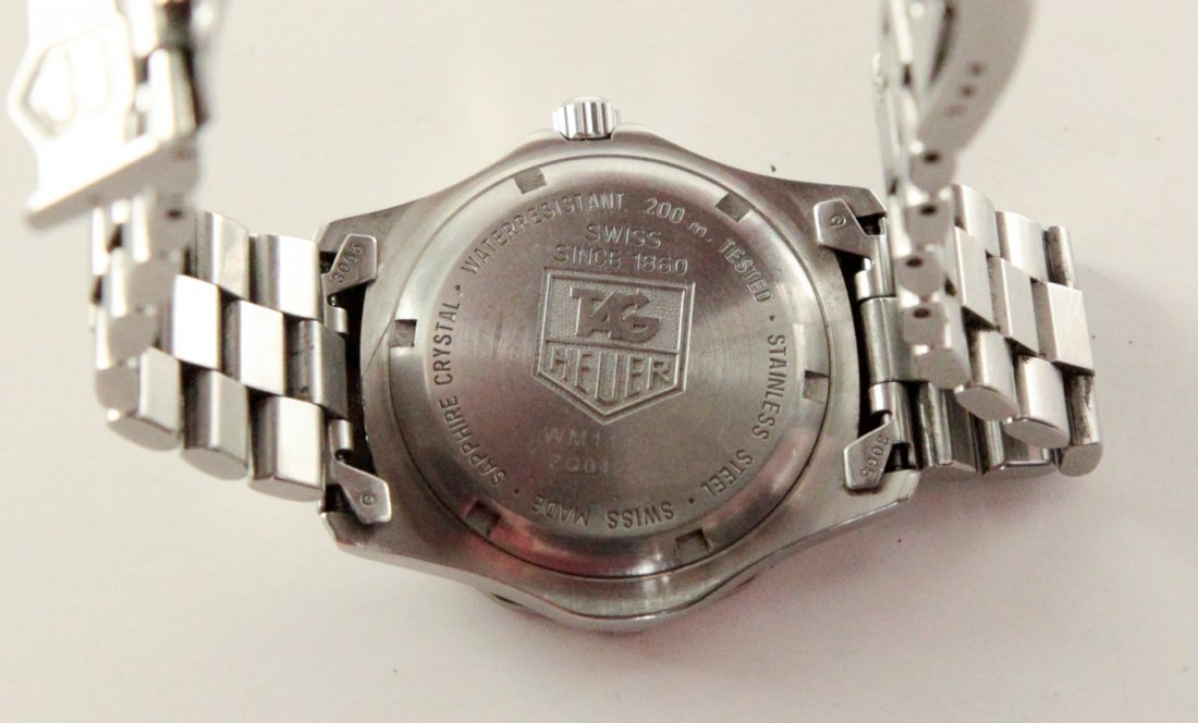 Tag Heuer Mans Watch - 3