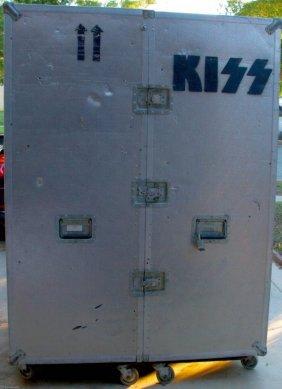 KISS Wardrobe Rack70's 80's Tour EX Butterfields