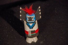 Hopi Kachina Doll Mother