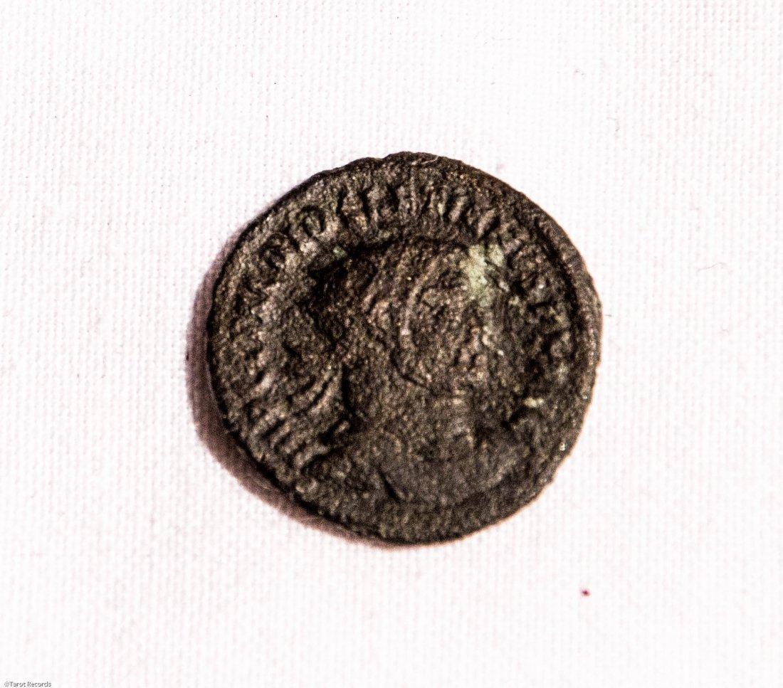 Diocletian AE. Heraclea CONCORDIA MILITIVM Roman Coin