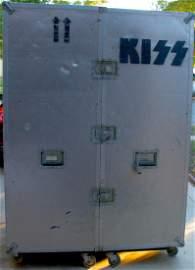 KISS Wardrobe Rack Case 80's Tours EX Butterfields ORIG