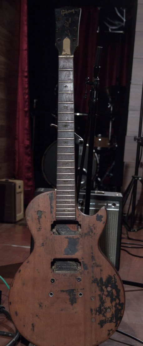 Gibson Les Paul Special Guitar Stripped down Made in US