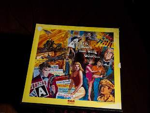 I've Heard That Song Before (10) Record Box Set LP RCA