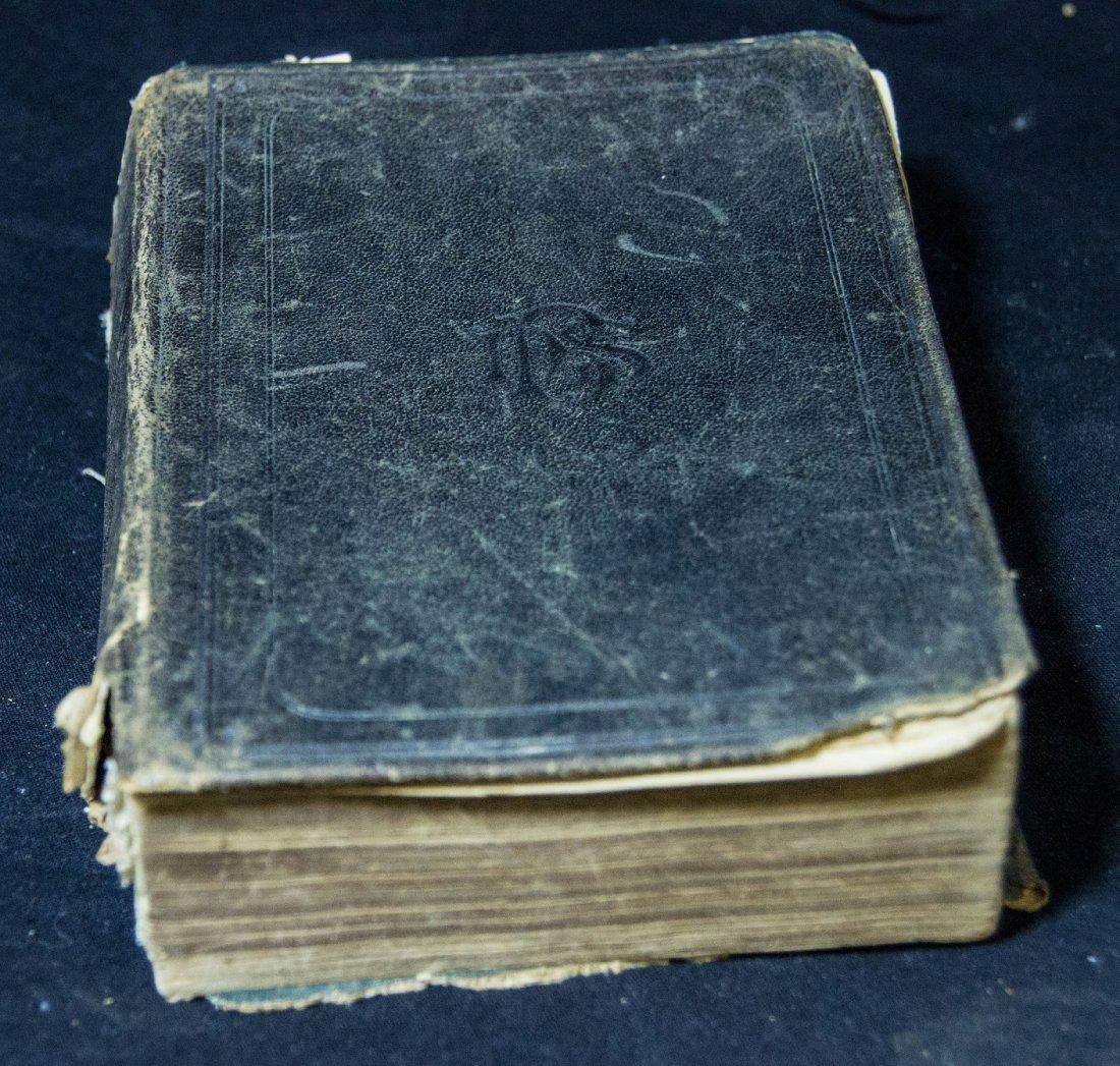 1891 Danish (Denmark) Holy Bible