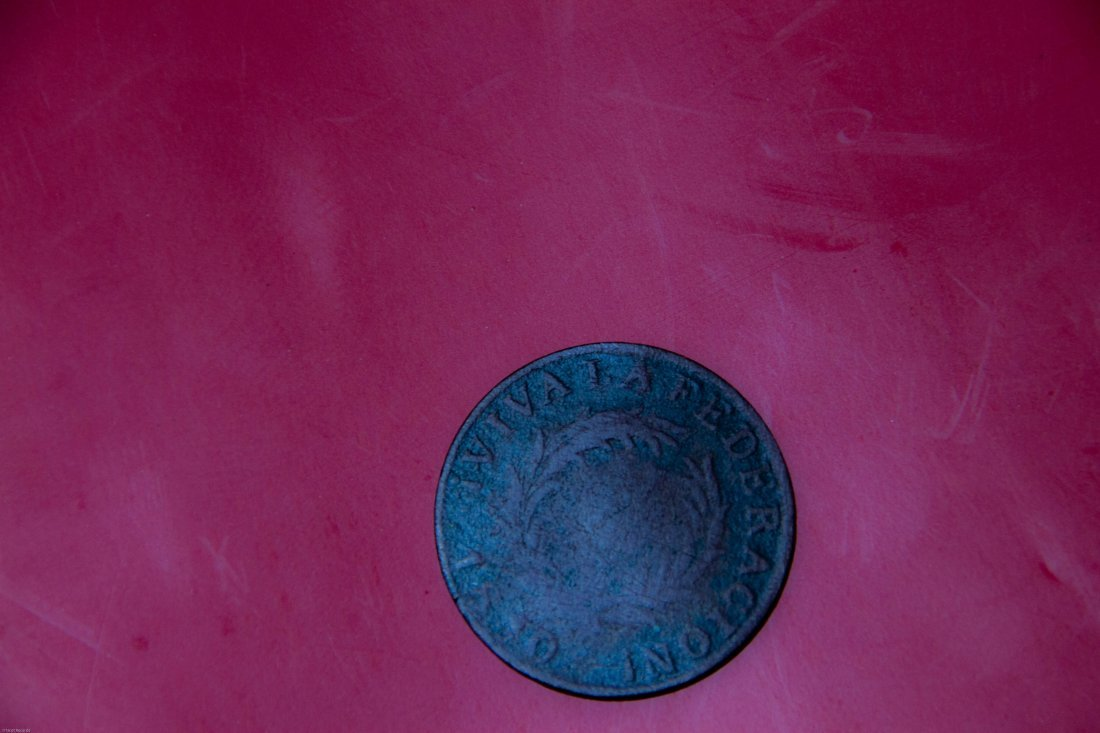 Buenos Aires 1 Real 1840 coin