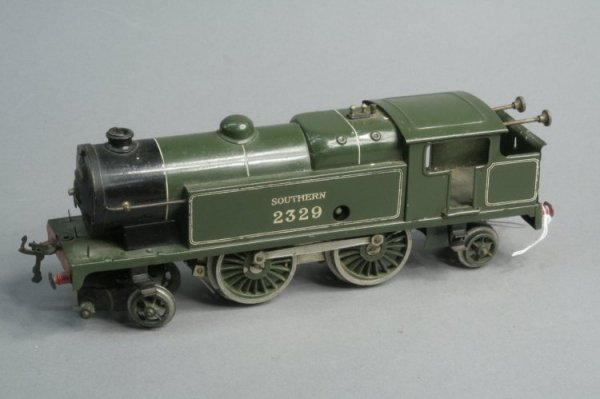 20: A Hornby No. 2 Special tank locomotive,