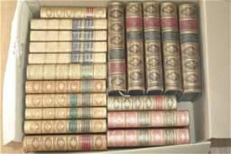 1261: SCOTT (W), The Novels of Sir Walrwe Scott & other