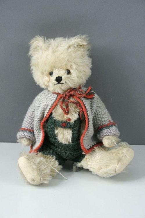 9: A Teddy bear, possibly Bing, 12.5in.