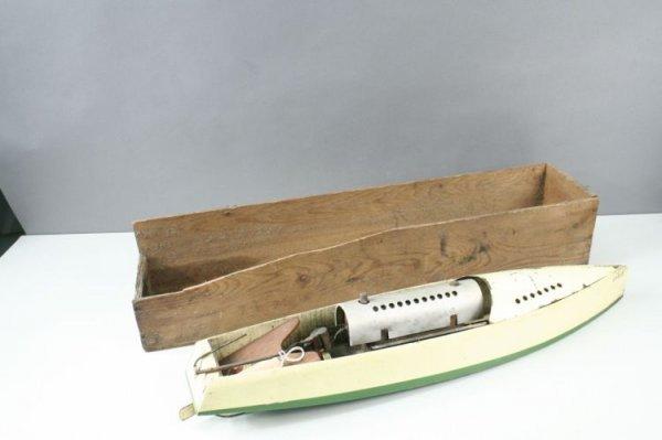 10: A Bowman speedboat, 'Eagle',