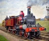 2680 Louis Mons Metropolitan Railway locomotive New C